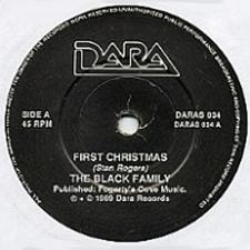 Album Cover of First Christmas
