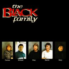 Album cover for The Black Family